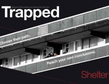 Shelter – Trapped – IVCA Clarion Award Winner